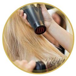 Friseur Salon Parise - Haar Styling
